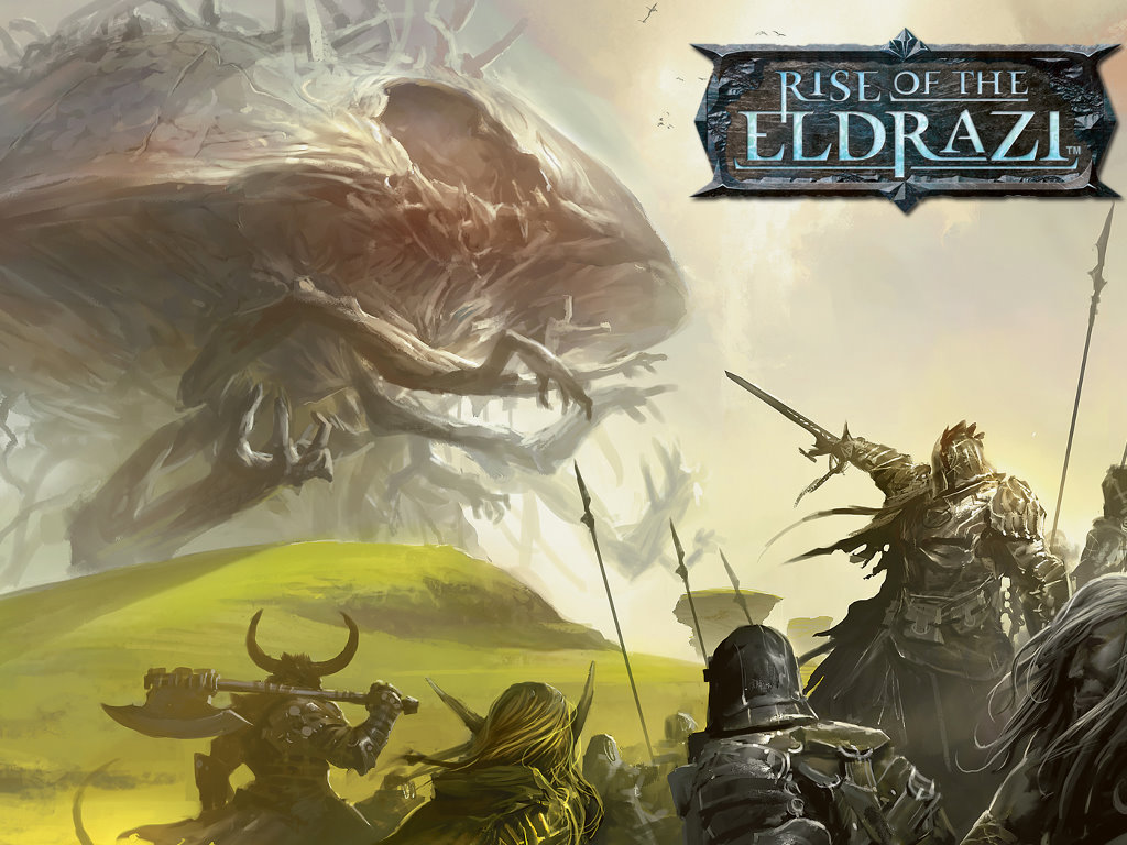 Fantasy Wallpaper: Rise of the Eldrazi