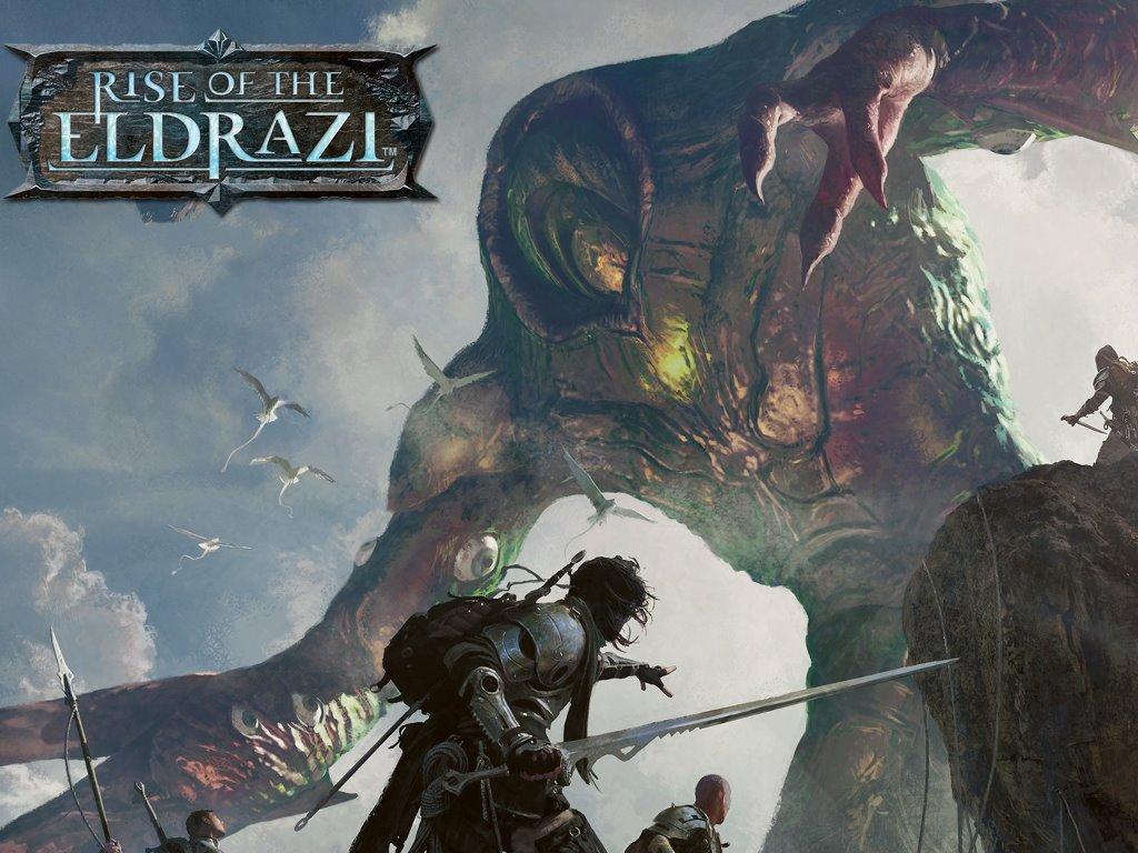 Fantasy Wallpaper: Rise of the Eldrazi