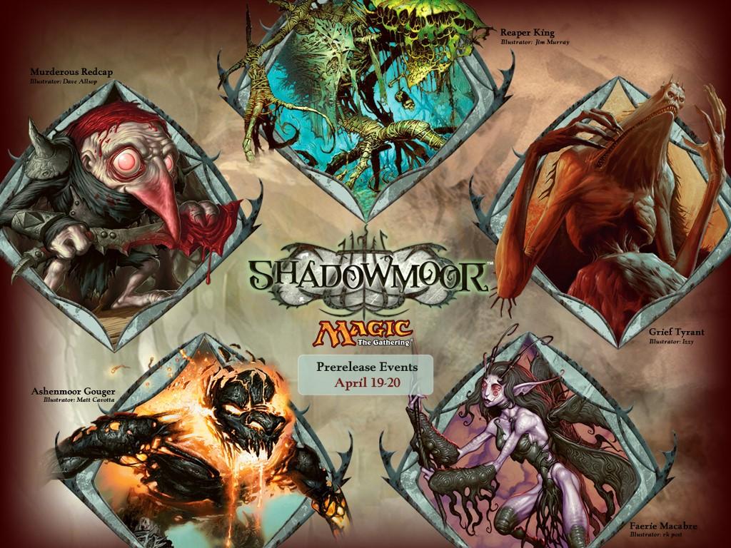 Fantasy Wallpaper: Shadowmoor
