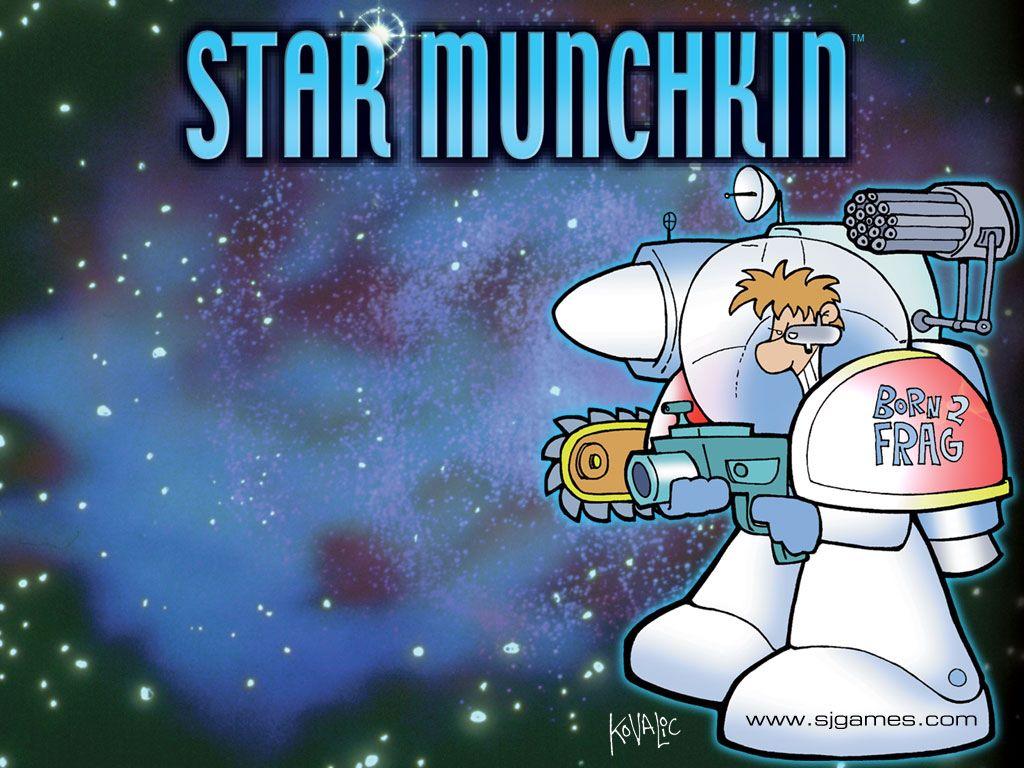 Fantasy Wallpaper: Star Munchkin