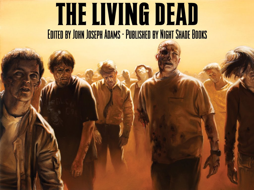 Fantasy Wallpaper: The Living Dead