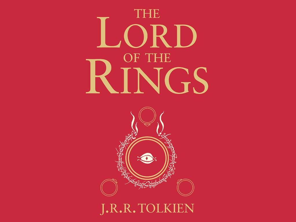 Fantasy Wallpaper: The Lord of the Rings - Book
