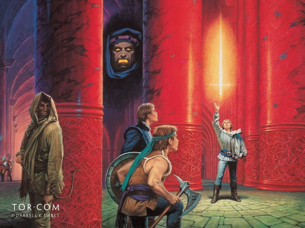 Fantasy Wallpaper: The Wheel of Time
