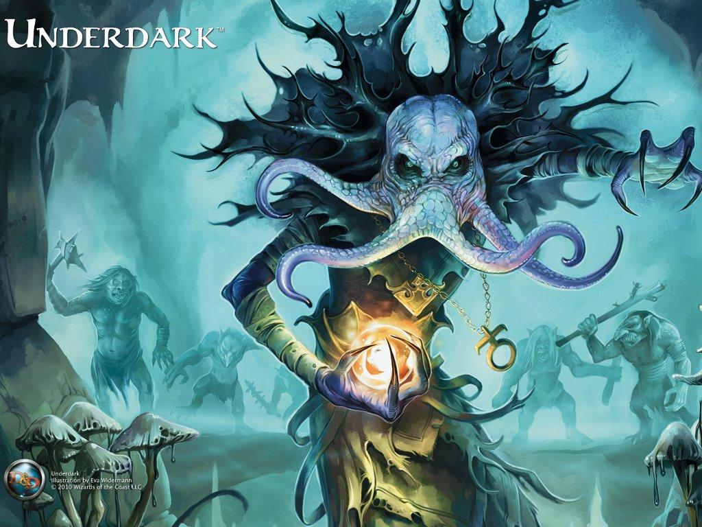Fantasy Wallpaper: Underdark