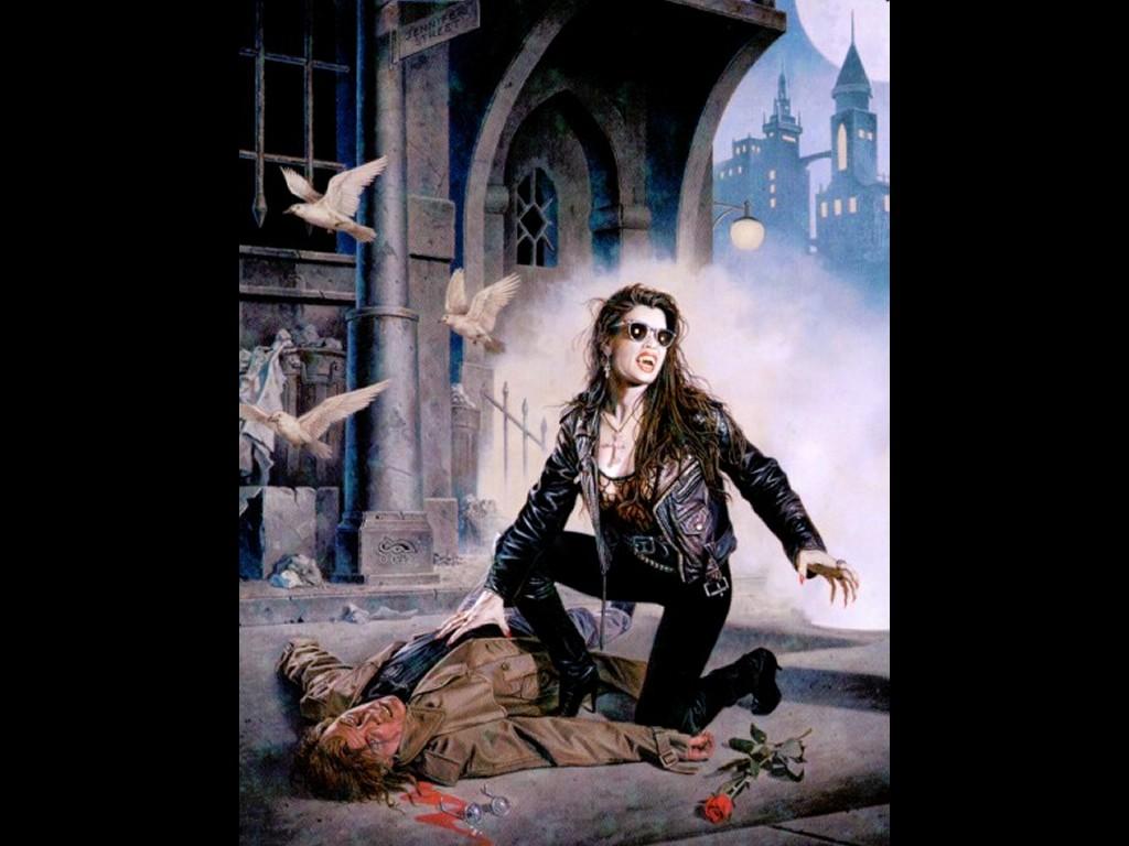 Fantasy Wallpaper: Vampire