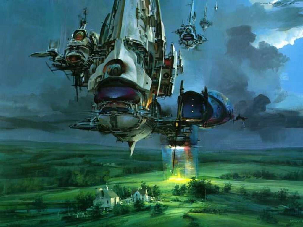 Fantasy Wallpaper: Visit