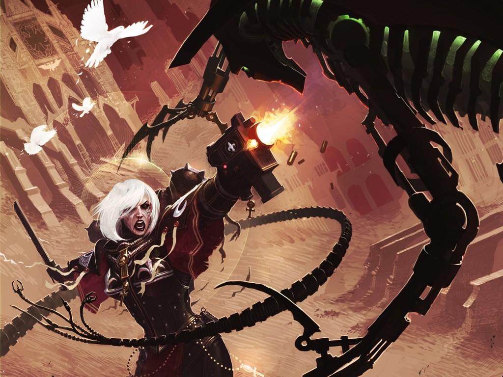 Fantasy Wallpaper: Warhammer 40K