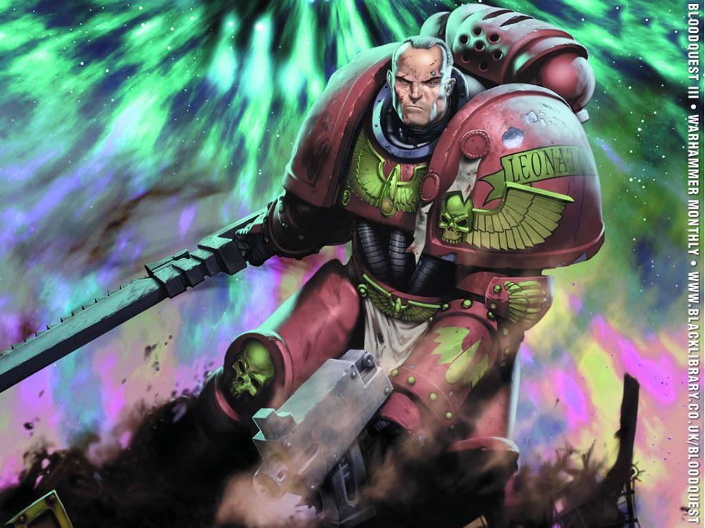 Fantasy Wallpaper: Warhammer - Bloodquest
