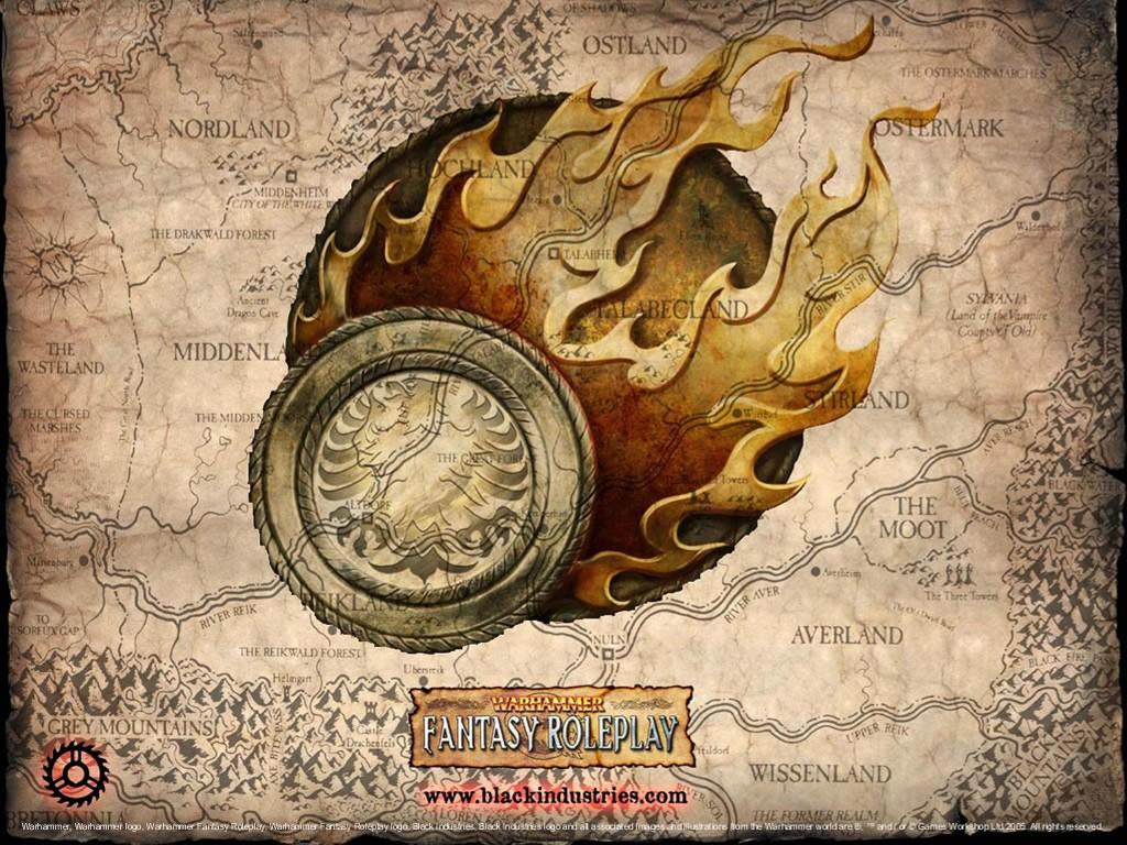 Fantasy Wallpaper: Warhammer - Comet