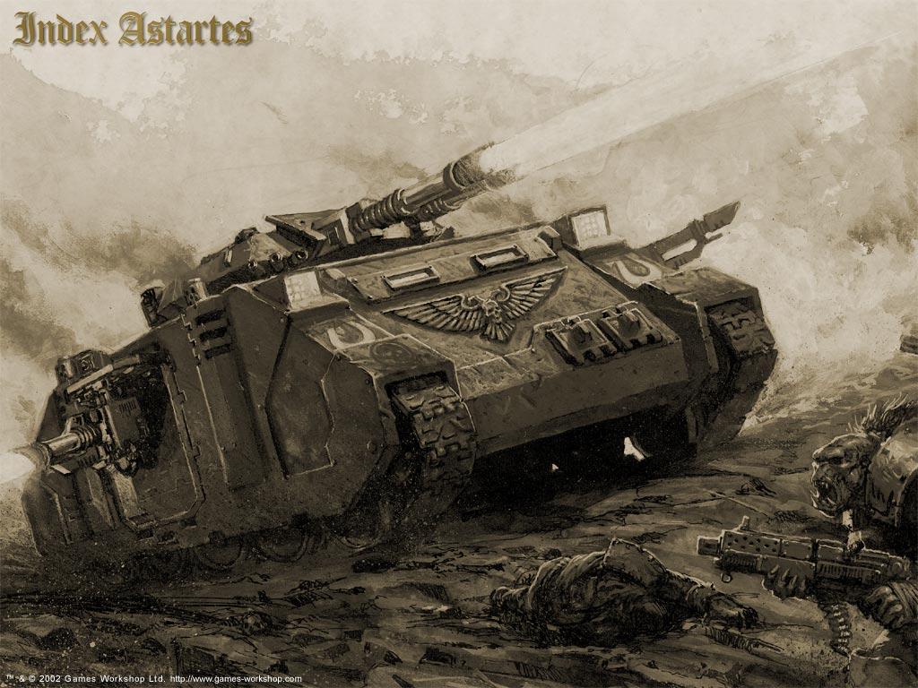 Fantasy Wallpaper: Warhammer - Predator