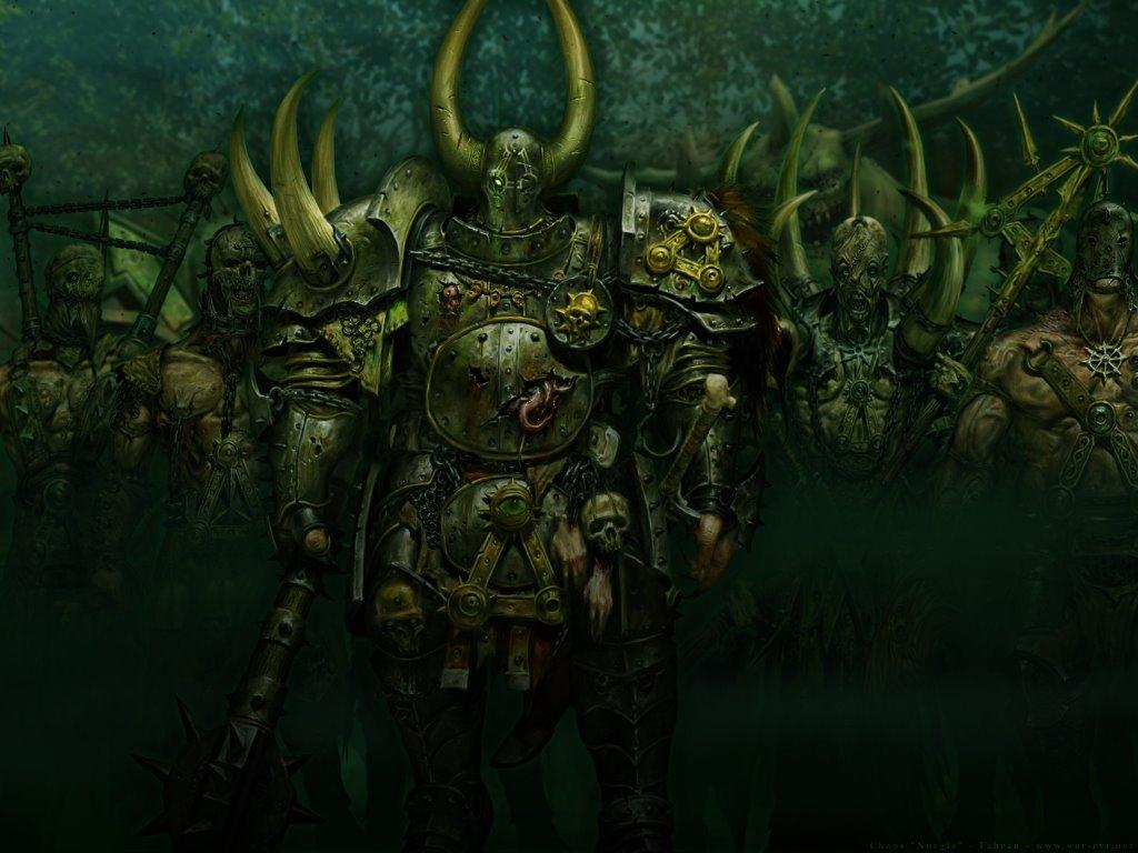 Fantasy Wallpaper: Warhammer