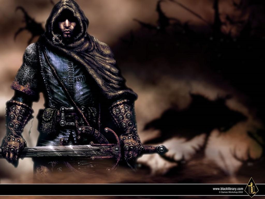 Fantasy Wallpaper: Warhammer - Storm Warriors