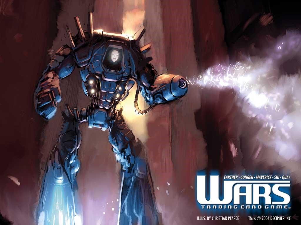 Fantasy Wallpaper: Wars - Deigan