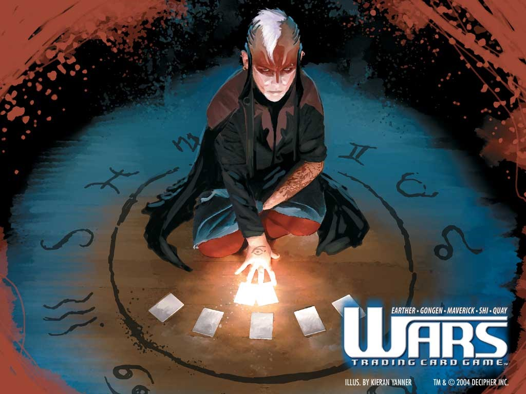 Fantasy Wallpaper: Wars - Wager