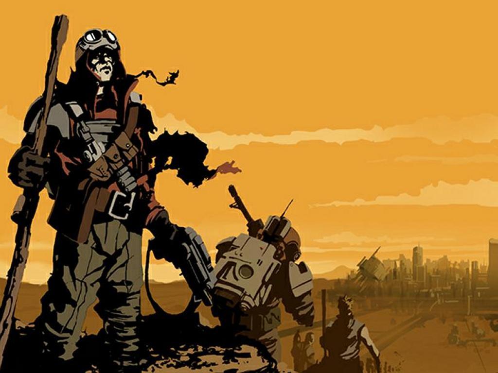 Fantasy Wallpaper: Wasteland