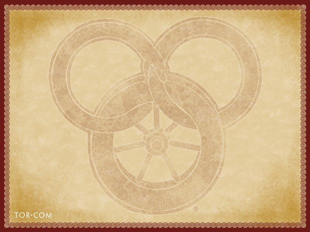 Fantasy Wallpaper: Wheel of Time