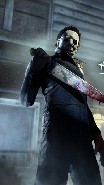 Games Wallpaper: Dead by Daylight - Halloween
