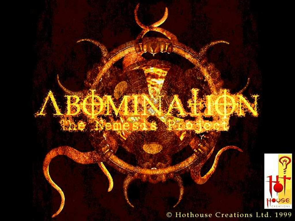 Games Wallpaper: Abomination