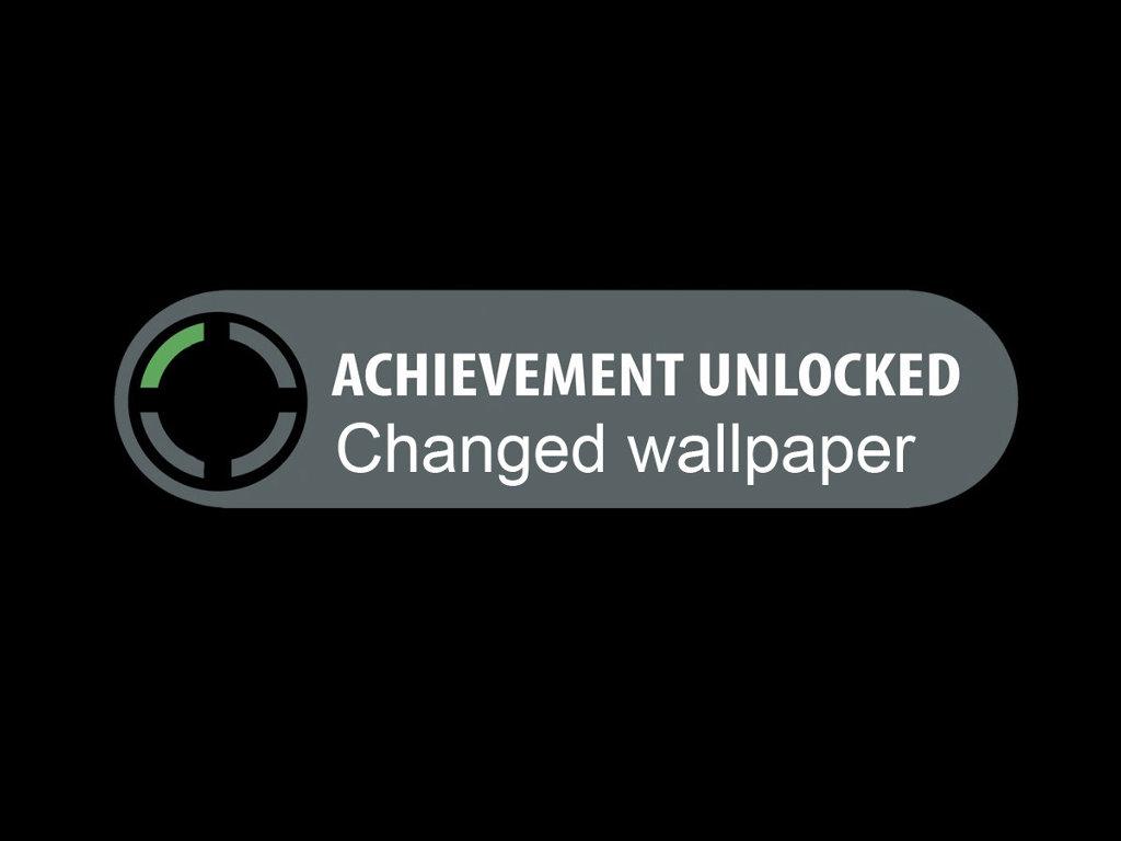 Games Wallpaper: Achievement