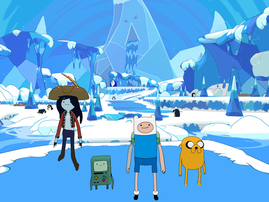 Games Wallpaper: Adventure Time - Pirates of the Enchiridion