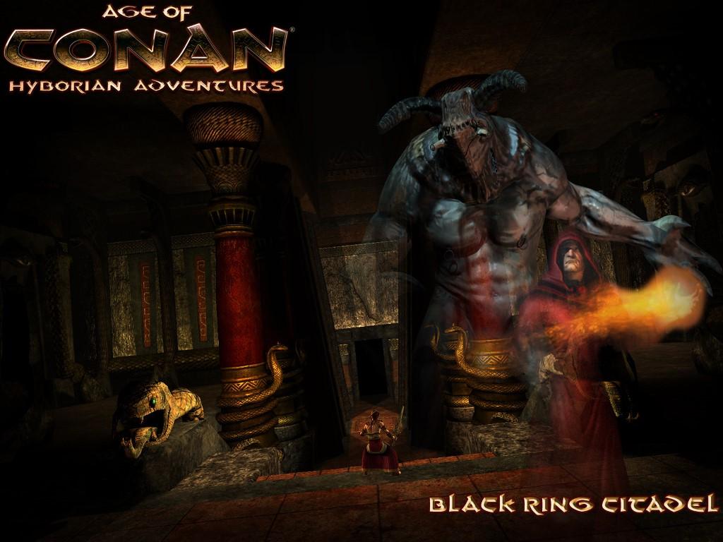 Games Wallpaper: Age of Conan
