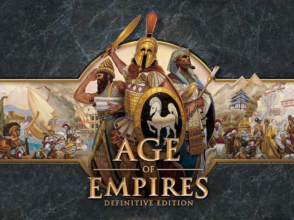 Games Wallpaper: Age of Empires - Definitive Edition