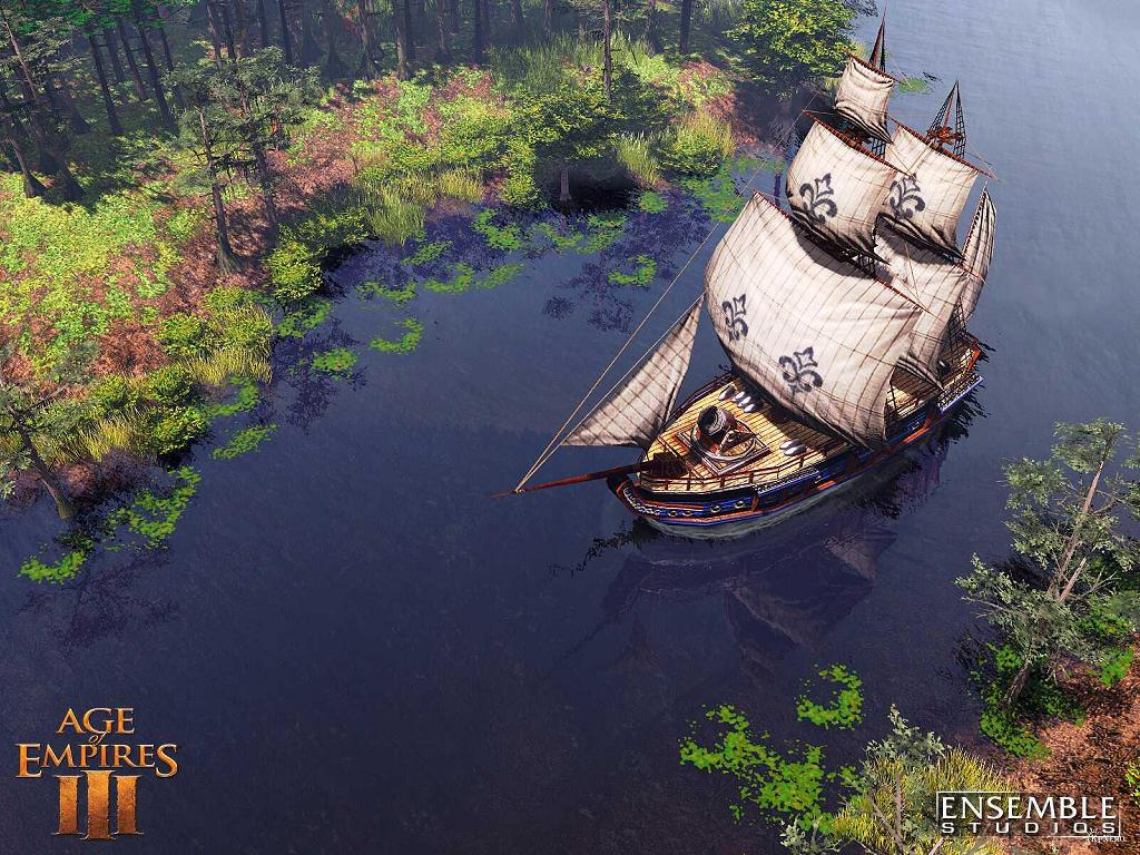 Games Wallpaper: Age of Empires III