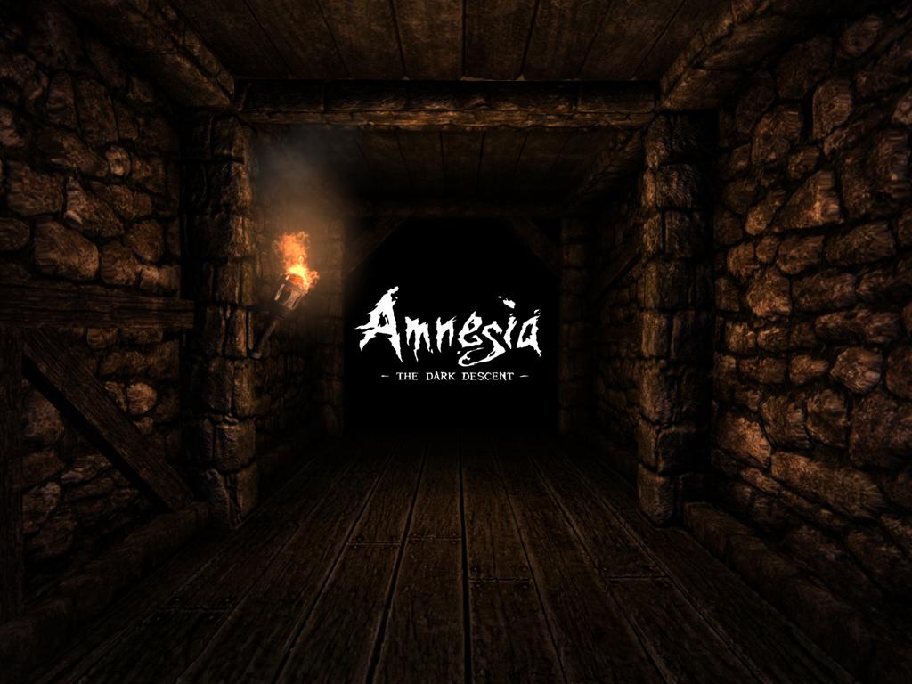Games Wallpaper: Amnesia - The Dark Descent