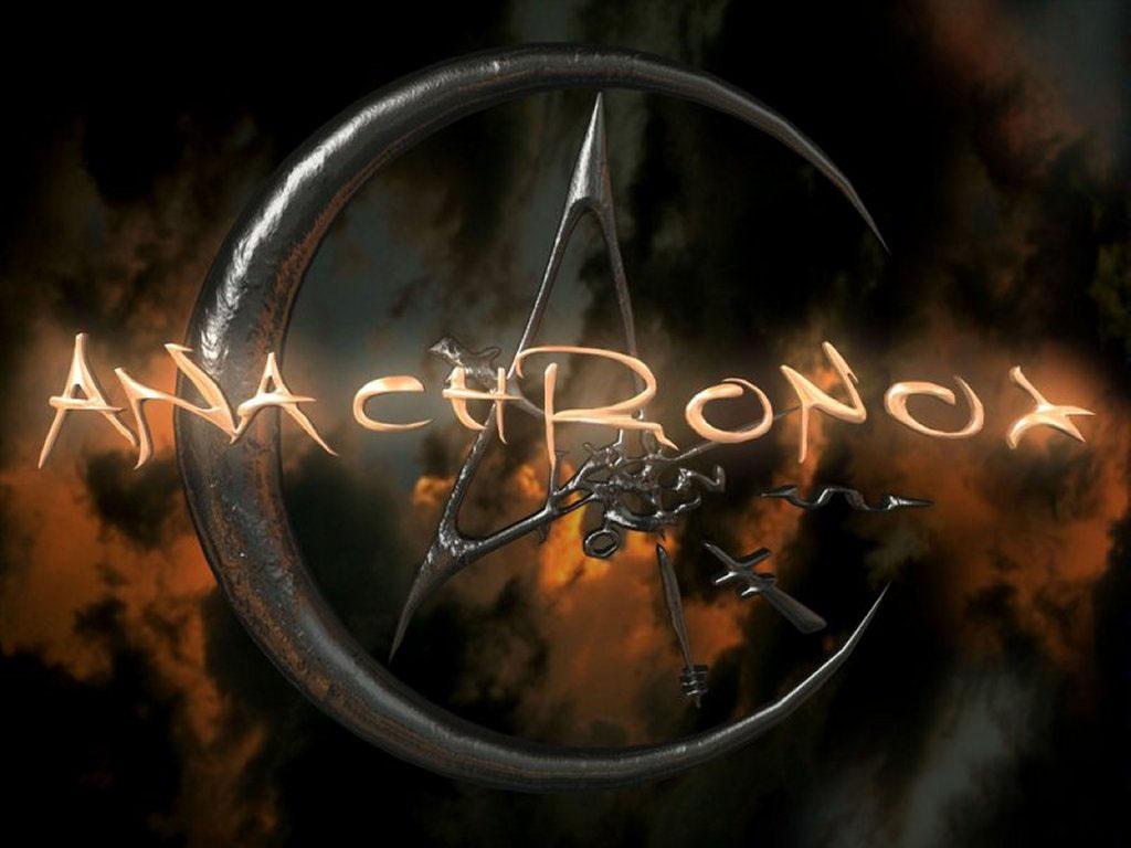 Games Wallpaper: Anachronox - Logo