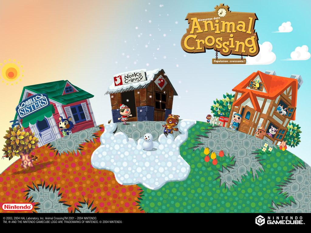 Games Wallpaper: Animal Crossing