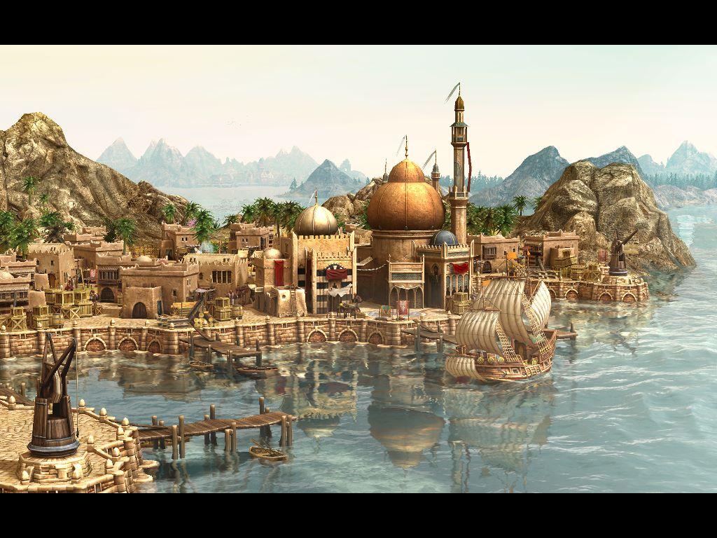 Games Wallpaper: Anno 1404