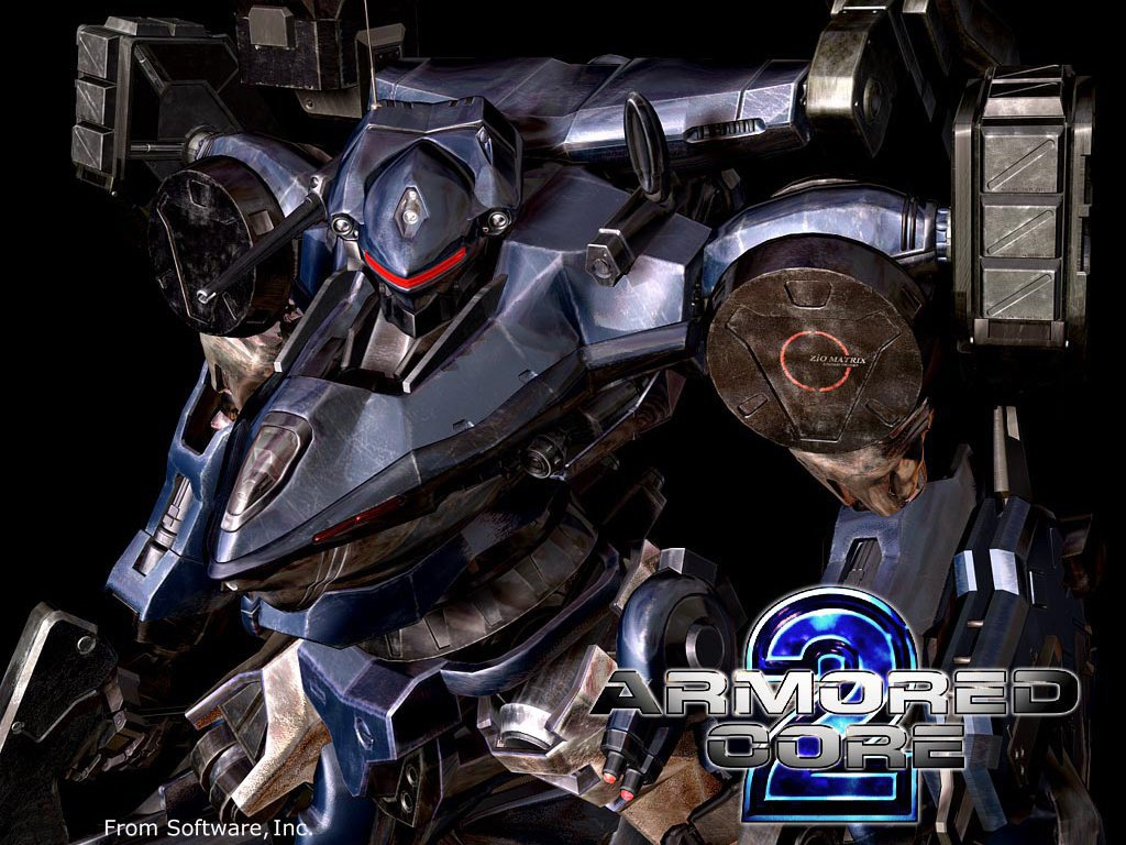 Games Wallpaper: Armored Core 2