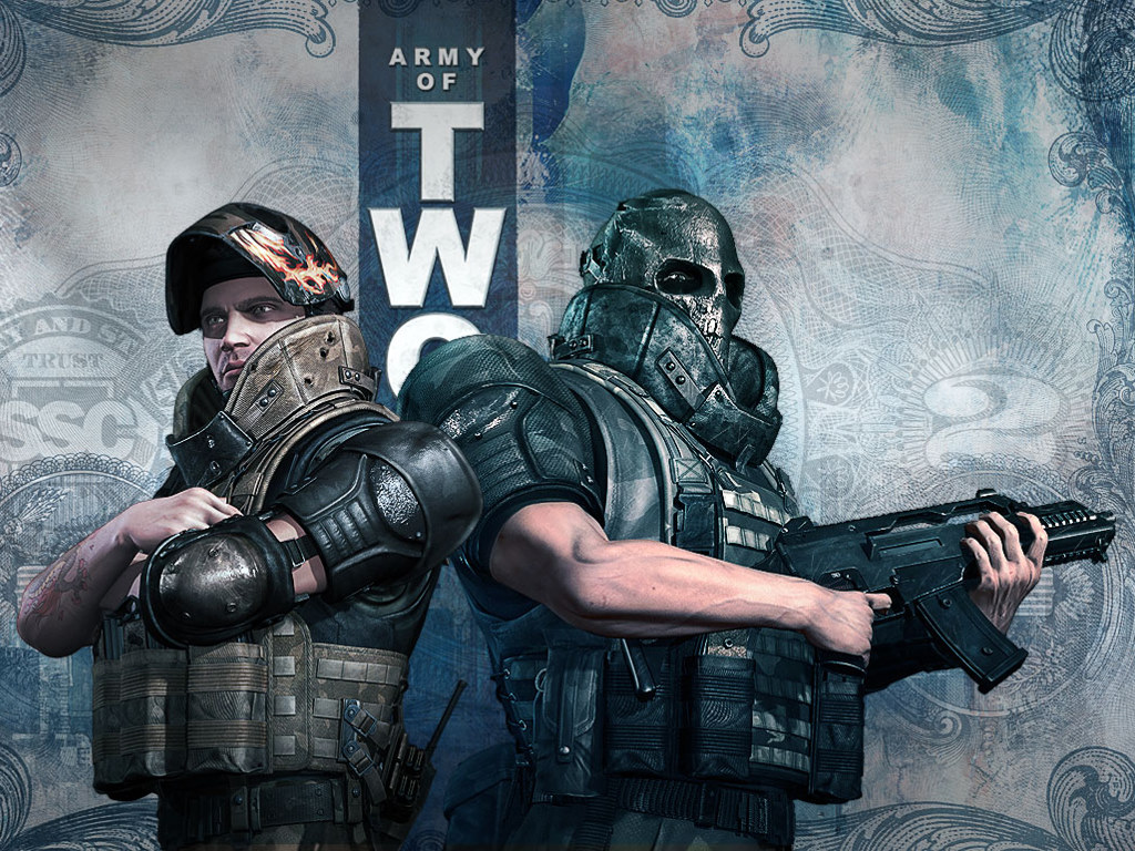 Games Wallpaper: Army of Two