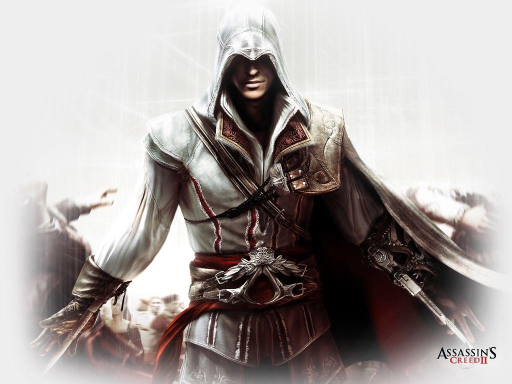 Games Wallpaper: Assassin's Creed 2