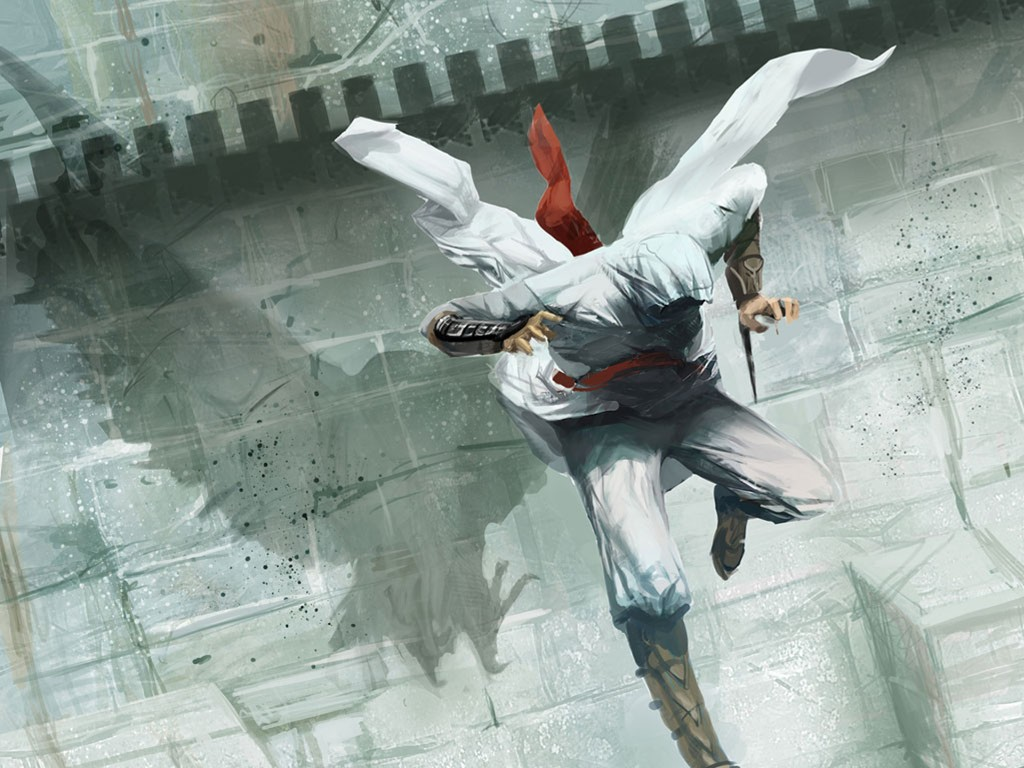 Games Wallpaper: Assassin's Creed - Altair