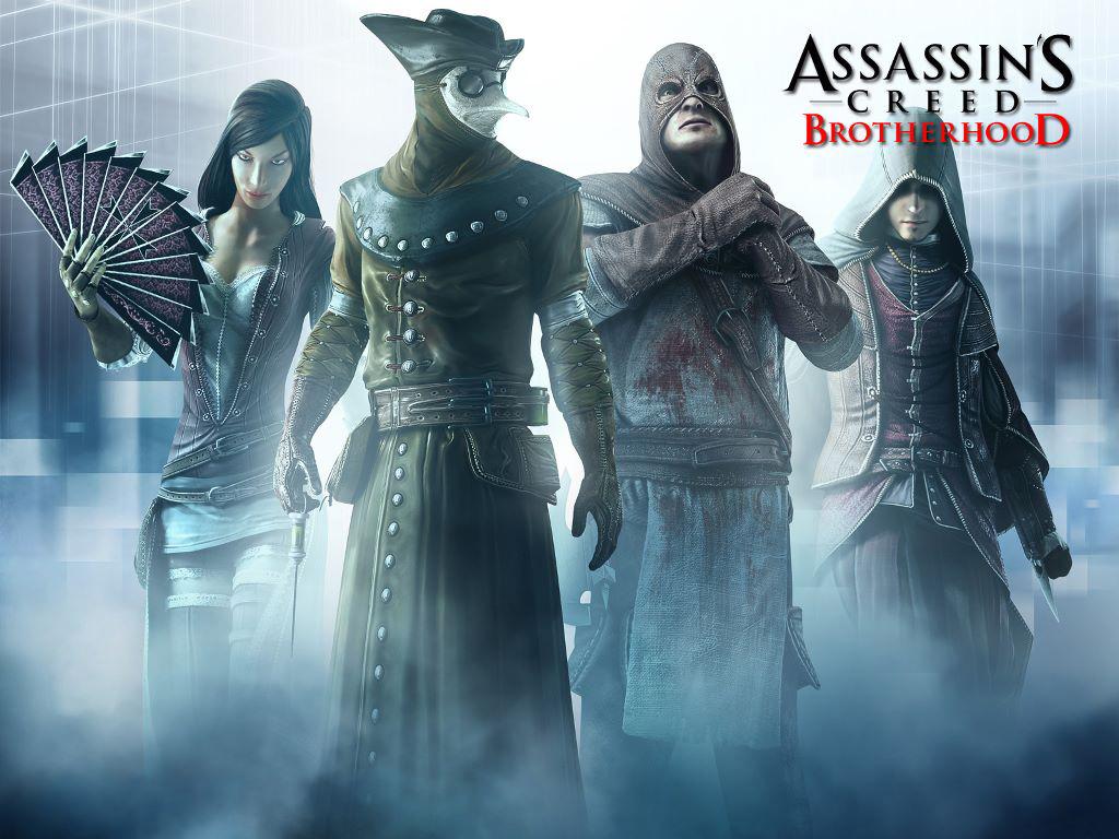 Games Wallpaper: Assassins Creed - Brotherhood