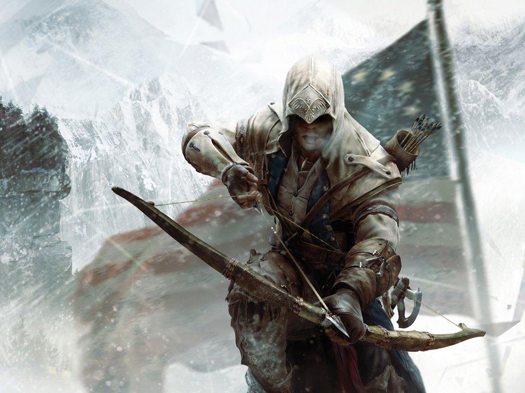 Games Wallpaper: Assassin's Creed III