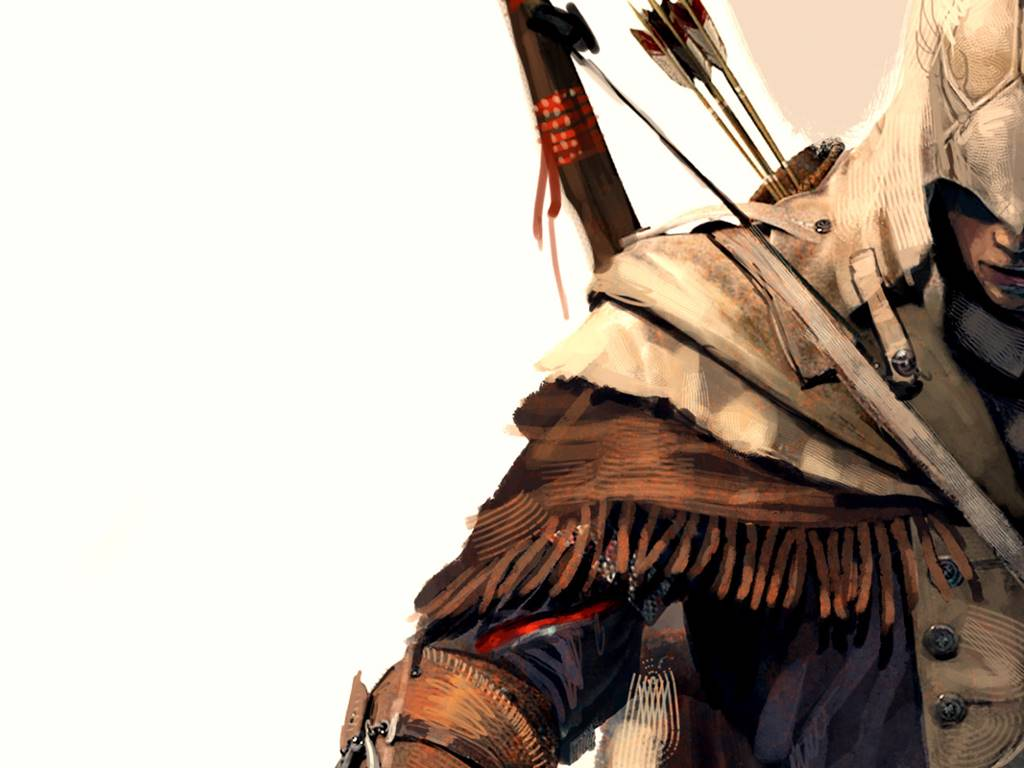 Games Wallpaper: Assassin's Creed III