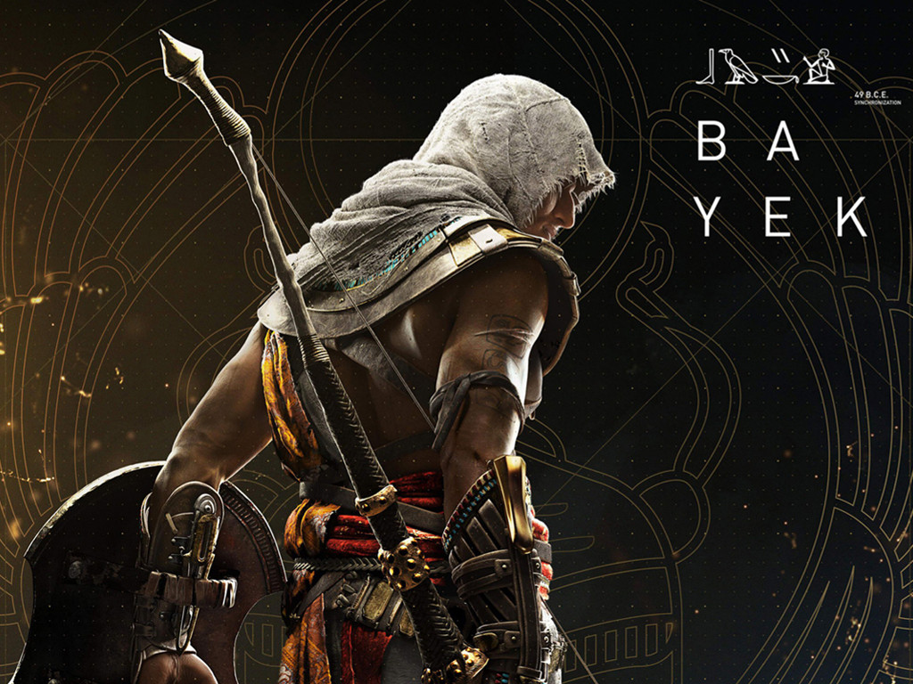 Games Wallpaper: Assassin's Creed Origins