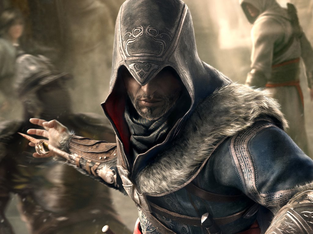 Games Wallpaper: Assassin's Creed - Revelations