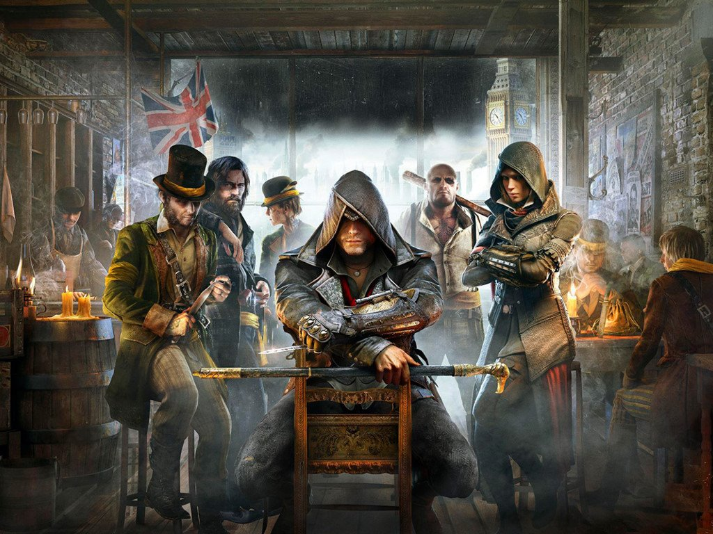 Games Wallpaper: Assassin's Creed Syndicate