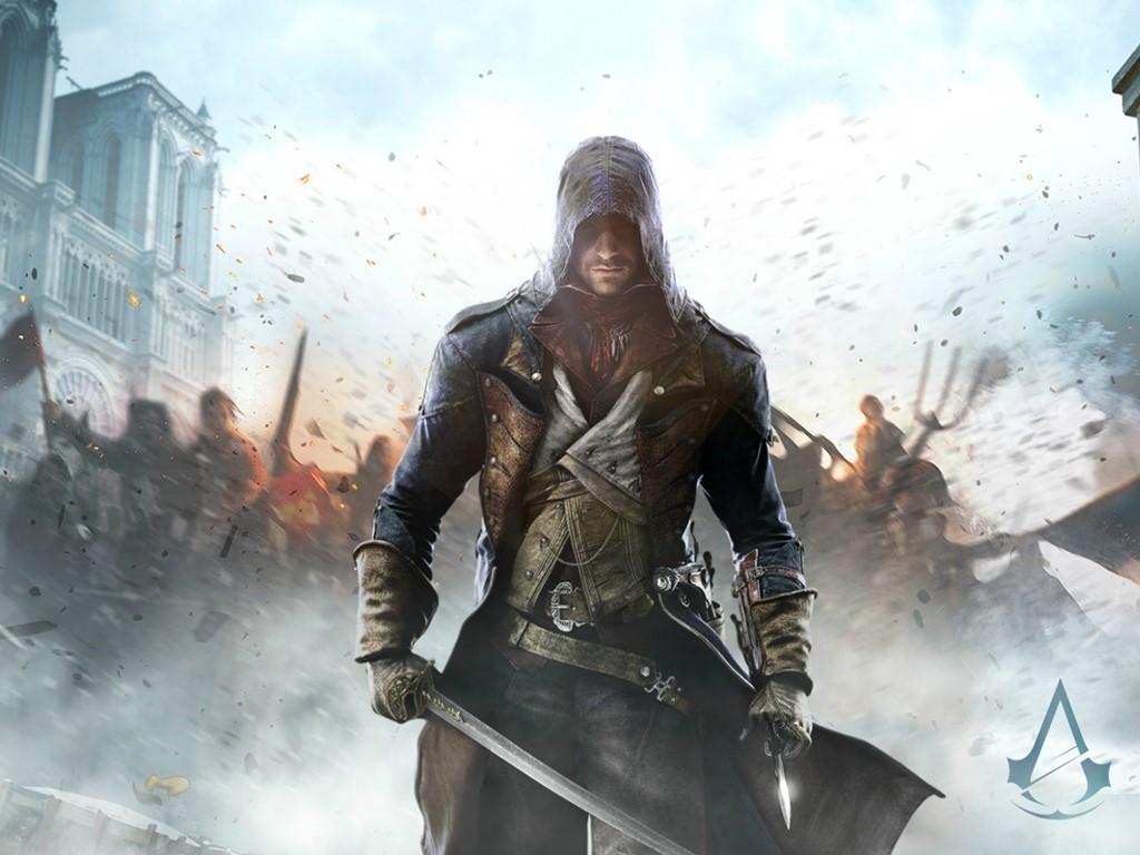 Games Wallpaper: Assassin's Creed Unity