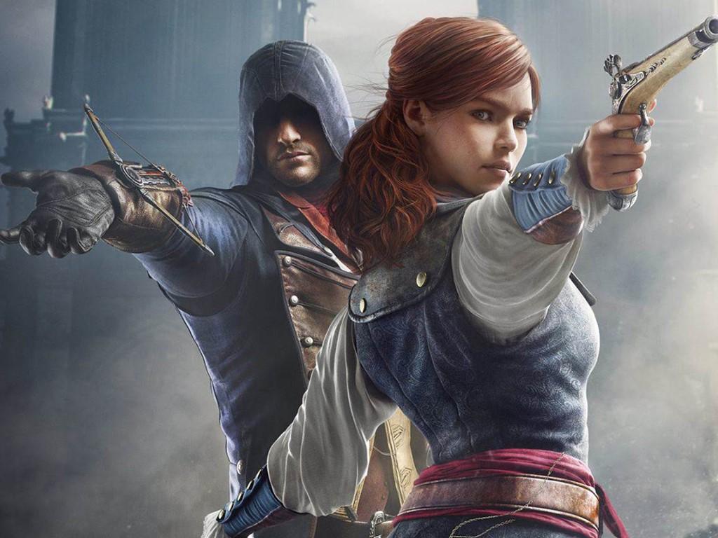 Games Wallpaper: Assassin's Creed - Unity