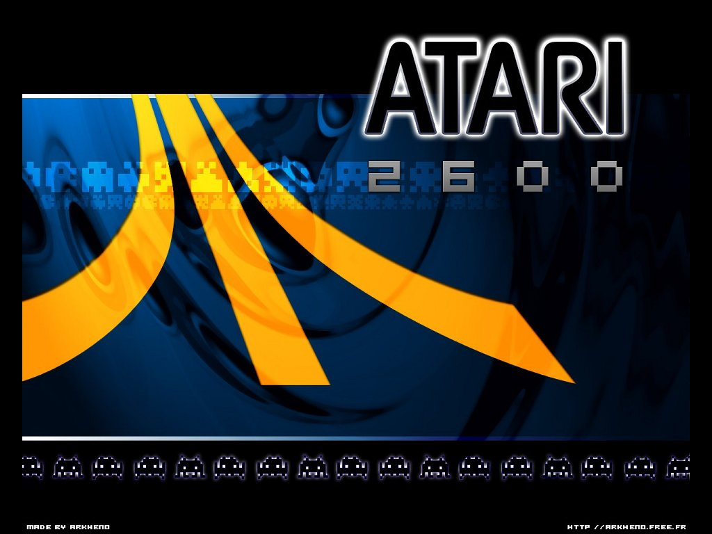 Games Wallpaper: Atari 2600