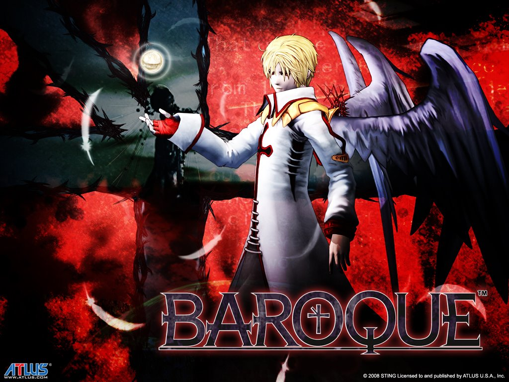 Games Wallpaper: Baroque