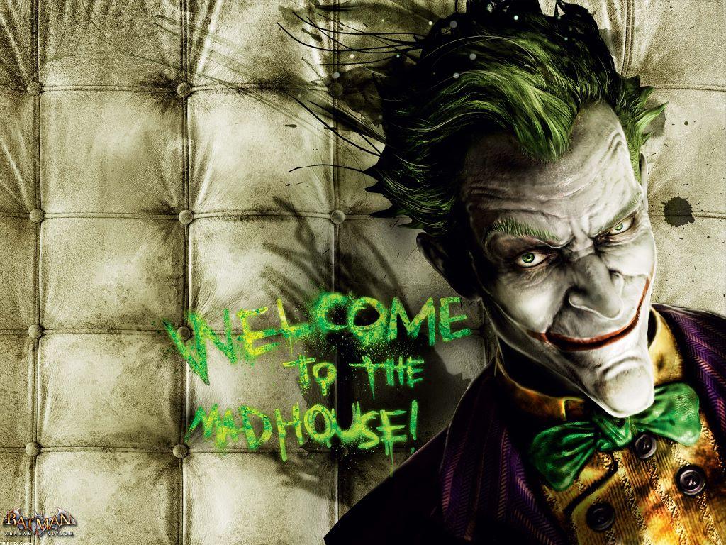 Games Wallpaper: Batman - Arkham Asylum