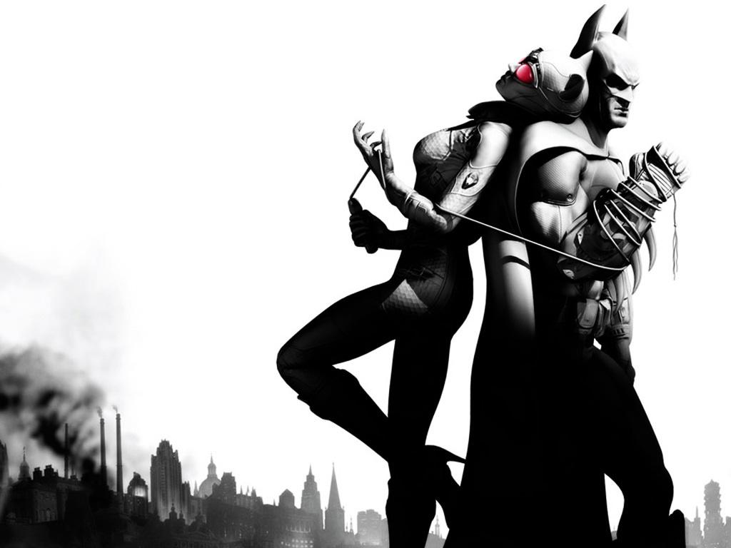 Games Wallpaper: Batman - Arkham City