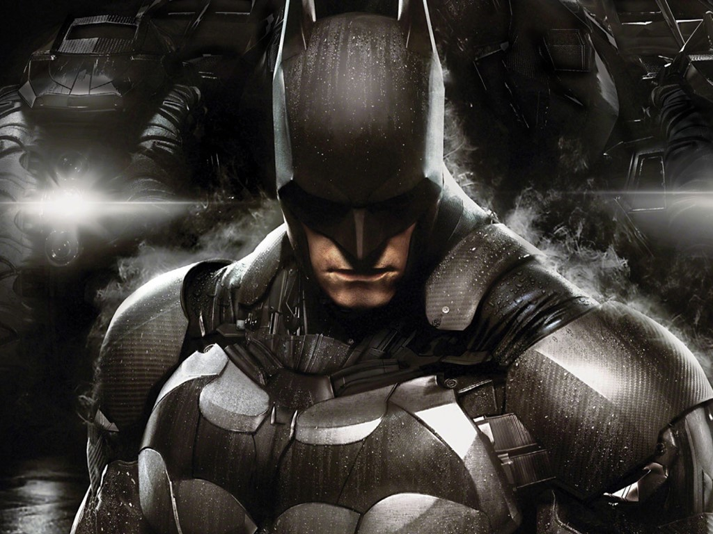 Games Wallpaper: Batman - Arkham Knight