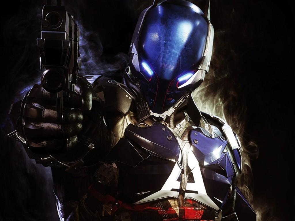 Games Wallpaper: Batman - Arkham Knight