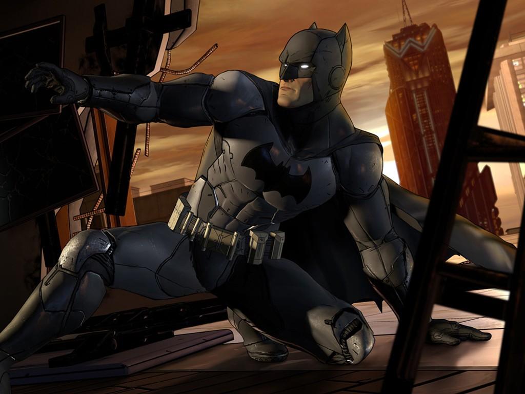 Games Wallpaper: Batman - The Telltale Series